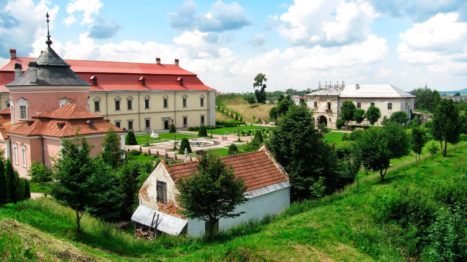 Украина золочев село зозули фото львовская обл